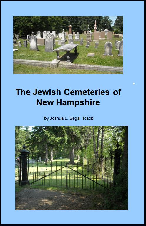 Jewish Cemeteries of NH